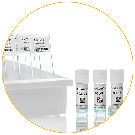 RFID labels for healthcare industry applications
